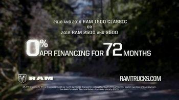 Ram Trucks Memorial Day Sales Event TV Spot, 'More Power' [T2] - Thumbnail 8