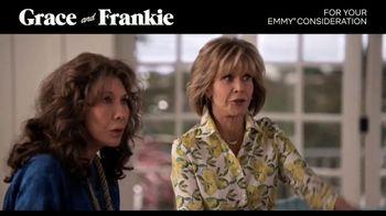 Netflix TV Spot, 'Grace and Frankie'