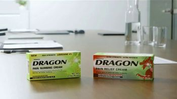 Dragon Pain Relief Cream TV Spot, 'Reverencia' [Spanish] - Thumbnail 10
