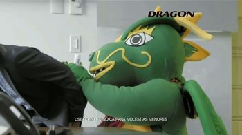 Dragon Pain Relief Cream TV Spot, 'Reverencia' [Spanish] - Thumbnail 7
