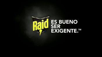 Raid Ant & Roach Killer TV Spot, 'No hay que elegir' [Spanish] - Thumbnail 7
