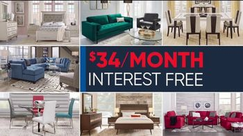 Rooms to Go Memorial Day Sale TV Spot, 'Sofia Vergara Dual Power Reclining Sectional' - Thumbnail 4