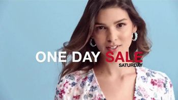 Macy's One Day Sale TV Spot, 'Deals of the Day: Sportswear, Pillows and Shoes' - Thumbnail 1