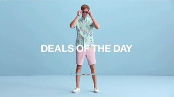Macy's One Day Sale TV Spot, 'Deals of the Day: Sportswear, Pillows and Shoes' - Thumbnail 2