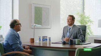 Salonpas Lidocaine Pain Relieving Gel-Patch TV Spot, 'Non-Addictive Relief'