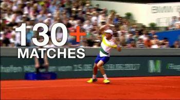 Tennis Channel Plus TV Spot, 'Road to Roland Garros: Munich, Estoril, Prague, Rabat' - Thumbnail 3