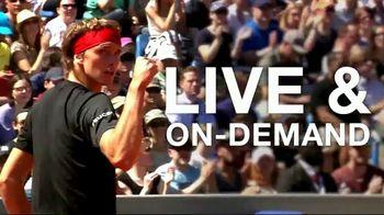Tennis Channel Plus TV Spot, 'Road to Roland Garros: Munich, Estoril, Prague, Rabat' - Thumbnail 4