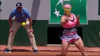 Tennis Channel Plus TV Spot, 'Road to Roland Garros: Munich, Estoril, Prague, Rabat' - Thumbnail 7
