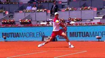 Tennis Channel Plus TV Spot, 'Road to Roland Garros: Mutua Madrid Open' - Thumbnail 8