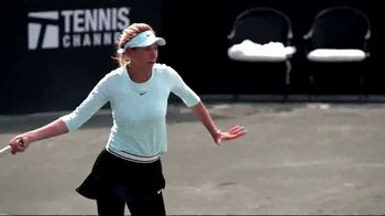 Tennis Channel Plus TV Spot, 'Road to Roland Garros: Bogotá, Lugano, Houston' - Thumbnail 6
