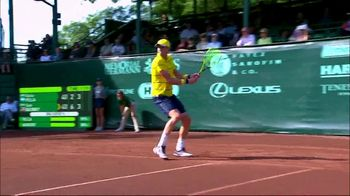 Tennis Channel Plus TV Spot, 'Road to Roland Garros: Bogotá, Lugano, Houston' - Thumbnail 8