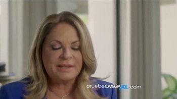 Omega XL TV Spot, 'Molestias' con Ana María Polo [Spanish]