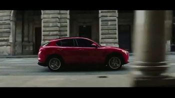 Alfa Romeo Giulia TV Spot, 'Built for Experiences' [T2] - Thumbnail 1