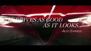 Alfa Romeo Giulia TV Spot, 'Built for Experiences' [T2] - Thumbnail 4