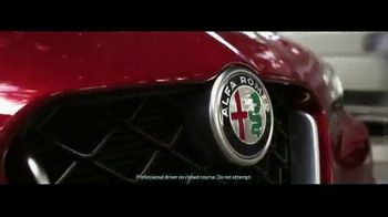 Alfa Romeo Giulia TV Spot, 'Built for Experiences' [T2] - Thumbnail 5