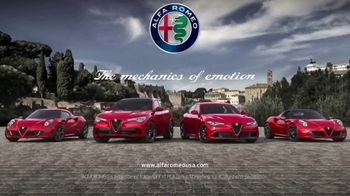 Alfa Romeo Giulia TV Spot, 'Built for Experiences' [T2] - Thumbnail 7