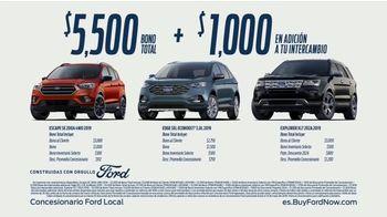 Ford SUVs TV Spot, 'Lavado de autos' [Spanish] [T2] - Thumbnail 9