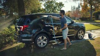 Ford SUVs TV Spot, 'Lavado de autos' [Spanish] [T2] - Thumbnail 4