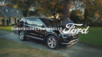 Ford SUVs TV Spot, 'Lavado de autos' [Spanish] [T2] - Thumbnail 7