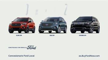 Ford SUVs TV Spot, 'Lavado de autos' [Spanish] [T2] - Thumbnail 8