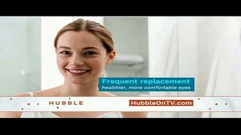 Hubble TV Spot, 'Daily Fresh Contacts'