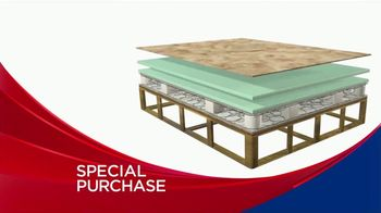 Rooms to Go Memorial Day Mattress Sale TV Spot, 'Special Purchase' - Thumbnail 2