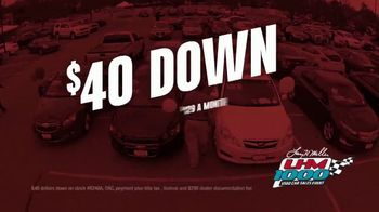 Larry H. Miller LHM 1000 Used Car Sales Event Dealerships TV Spot, '40 Years' - Thumbnail 5