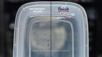 Finish Jet-Dry Rinse Aid TV Spot, 'Completely Dry' - Thumbnail 4
