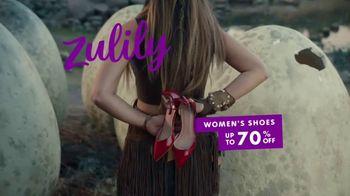 Zulily TV Spot, 'Nest: Party Heels' - Thumbnail 8
