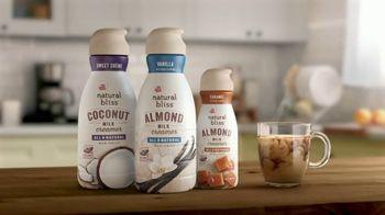 Coffee-Mate Natural Bliss Almond Milk Creamer TV Spot, 'Turning the Creamer World Upside Down' - Thumbnail 7