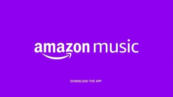 Amazon Music TV Spot, 'A Voice Is All You Need: Whitney Houston' - Thumbnail 8