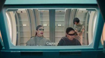 Zulily TV Spot, 'Captain: Giraffe'