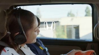 2019 Honda Odyssey TV Spot, 'Keep the Peace' [T2] - Thumbnail 1