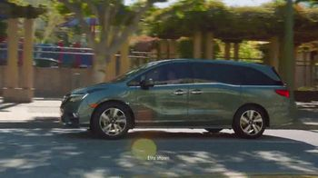 2019 Honda Odyssey TV Spot, 'Keep the Peace' [T2] - Thumbnail 7