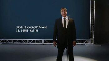 Explore St. Louis TV Spot, 'John Goodman in the Know: Music' - Thumbnail 1