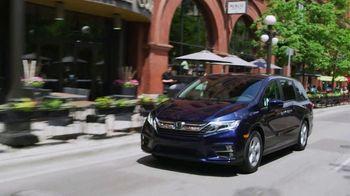Honda Memorial Day Sales Event TV Spot, 'Life is Better: 2019 Odyssey'  [T2] - Thumbnail 2