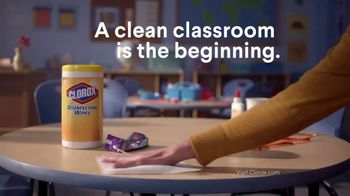 Clorox TV Spot, 'Disney Pixar's Toy Story 4: Classroom'