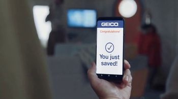 GEICO Car Insurance TV Spot, 'Researcher Sings