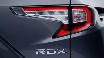 2019 Acura RDX TV Spot, 'By Design: City' [T2] - Thumbnail 2
