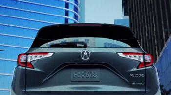 2019 Acura RDX TV Spot, 'By Design: City' [T2] - Thumbnail 4