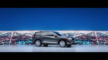 2019 Acura RDX TV Spot, 'By Design: City' [T2]