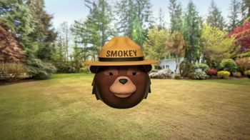 Smokey Bear Campaign TV Spot, 'Al Roker: Smokey Bear's 75th Birthday' - Thumbnail 1