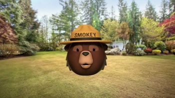 Smokey Bear Campaign TV Spot, 'Al Roker: Smokey Bear's 75th Birthday' - Thumbnail 2