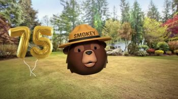 Smokey Bear Campaign TV Spot, 'Al Roker: Smokey Bear's 75th Birthday' - Thumbnail 3