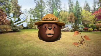 Smokey Bear Campaign TV Spot, 'Al Roker: Smokey Bear's 75th Birthday' - Thumbnail 7