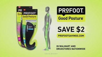PROFOOT Good Posture TV Spot, 'Revolutionary' - Thumbnail 5