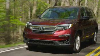 Honda Memorial Day Sales Event TV Spot, 'More Than Just Good: Pilot' [T2] - Thumbnail 3