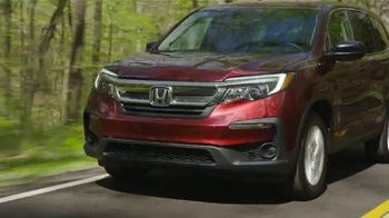 Honda Memorial Day Sales Event TV Spot, 'More Than Just Good: Pilot' [T2] - Thumbnail 4