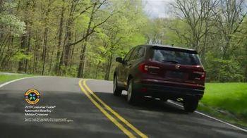 Honda Memorial Day Sales Event TV Spot, 'More Than Just Good: Pilot' [T2] - Thumbnail 5