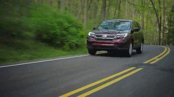 Honda Memorial Day Sales Event TV Spot, 'More Than Just Good: Pilot' [T2] - Thumbnail 7